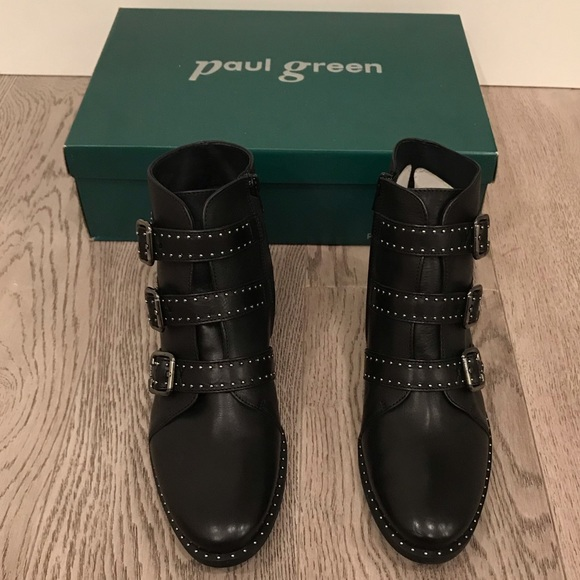15cda4c0cca5b Paul Green Soho booties. M_5bea6df7409c15659a045f5d